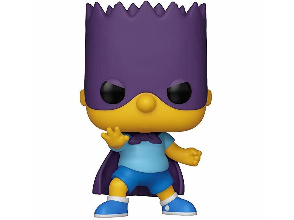 Фигурка Funko POP! Vinyl Simpsons S2 Bart-Bartman 33876
