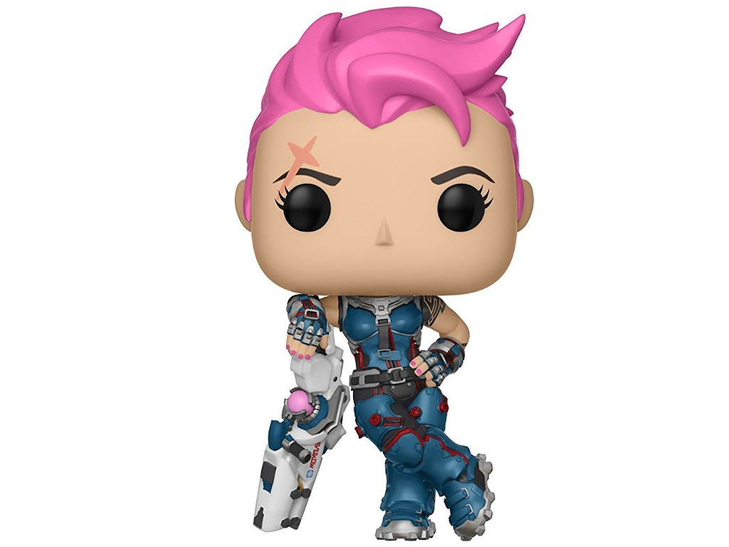 Фигурка Funko POP! Vinyl Games Overwatch S3 Zarya 29048