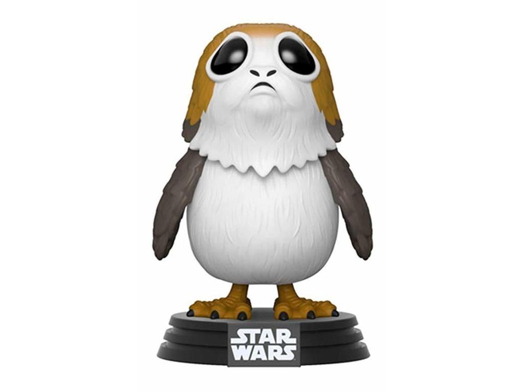 Фигурка Funko POP! Bobble Star Wars The Last Jedi Sad Porg 32531