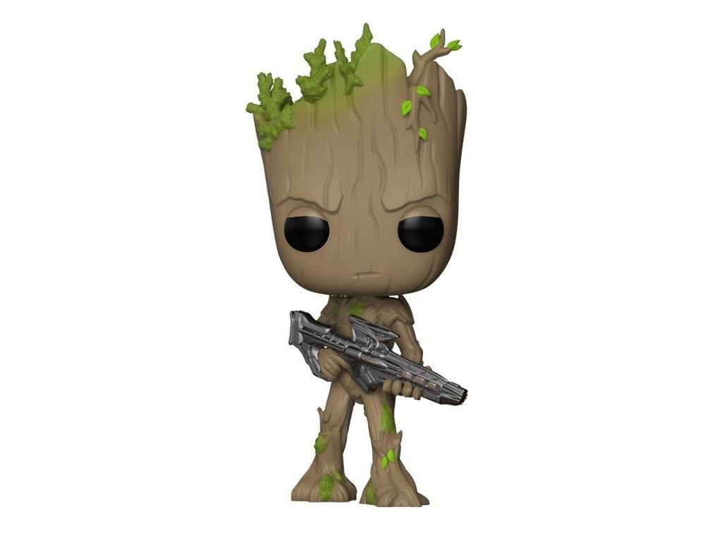 Фигурка Funko POP! Bobble Marvel Avengers Infinity War Groot 26904