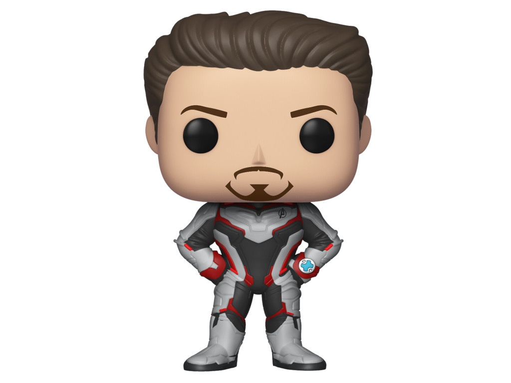 Фигурка Funko POP! Bobble Marvel Avengers Endgame Tony Stark 36660