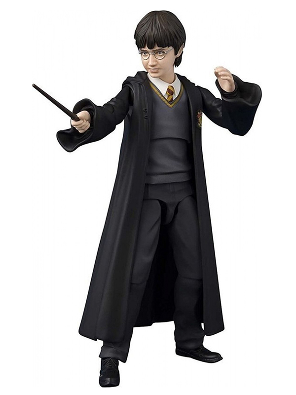 Фигурка Bandai Tamashii Nations S.H.Figuarts Harry Potter 55080-4 100% original bandai tamashii nations chogokin action figure onegai my melody