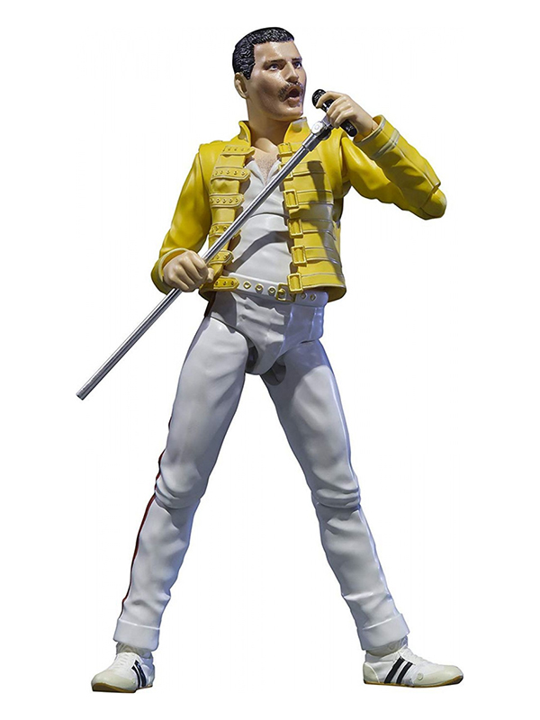 Фигурка Bandai Tamashii Nations SHFiguarts Freddy Mercury 58127-3 100% original bandai tamashii nations chogokin action figure onegai my melody
