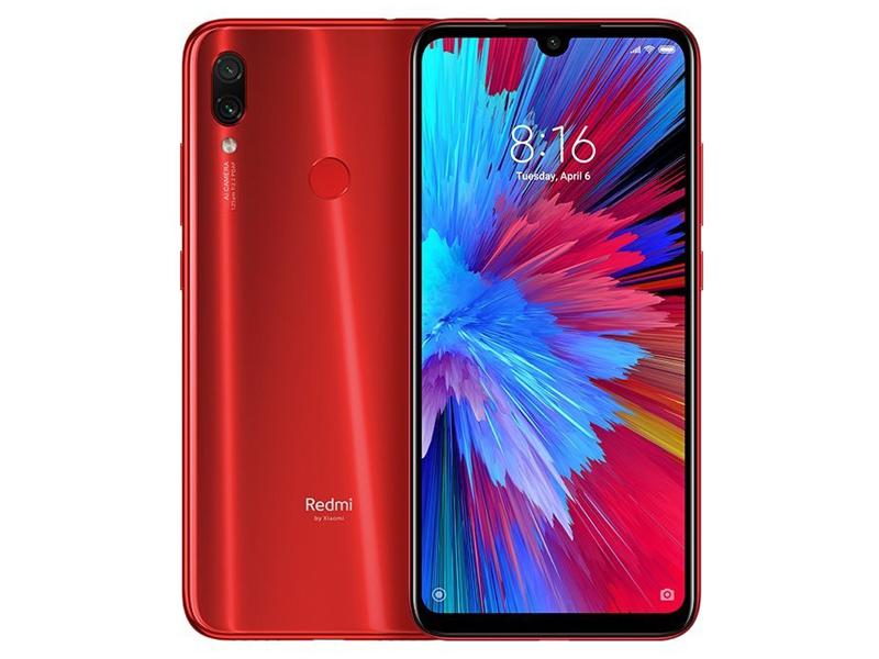 Сотовый телефон Xiaomi Redmi Note 7 3Gb/32Gb Red