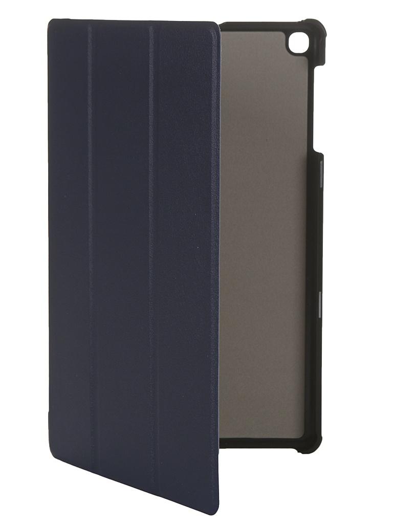 Чехол Partson для Samsung Galaxy Tab A 10.1 SM-T515 Blue T-117