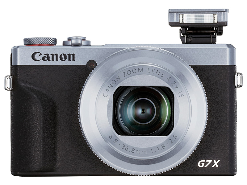 Zakazat.ru: Фотоаппарат Canon PowerShot G7 X Mark III Silver 3638C002