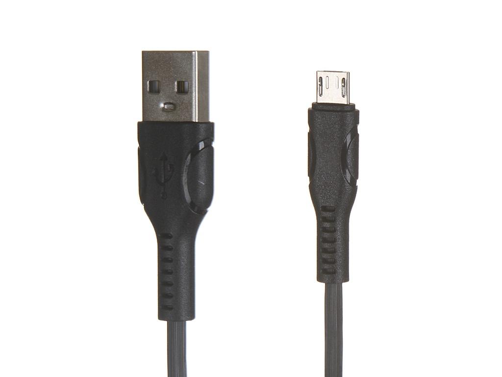 Аксессуар LuxCase QY-TM Micro USB 1m Black 98606 фото