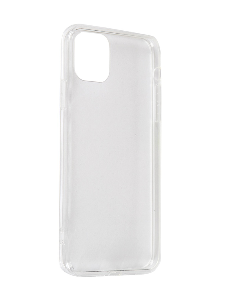 Чехол LuxCase для APPLE iPhone 11 Pro Max PC+TPU Transparent 63103