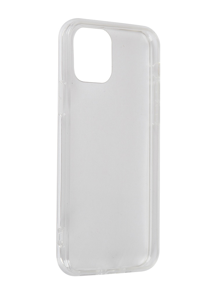 Чехол LuxCase для APPLE iPhone 11 Pro PC+TPU Transparent 63102