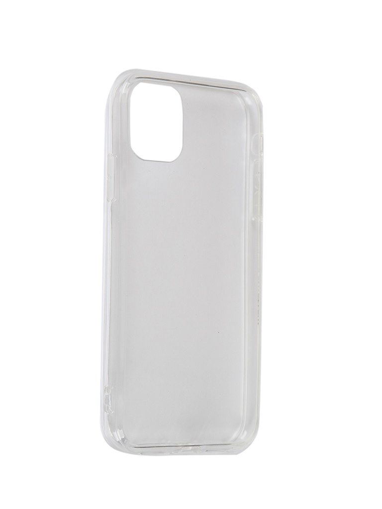 Чехол LuxCase для APPLE iPhone 11 PC+TPU Transparent 63101