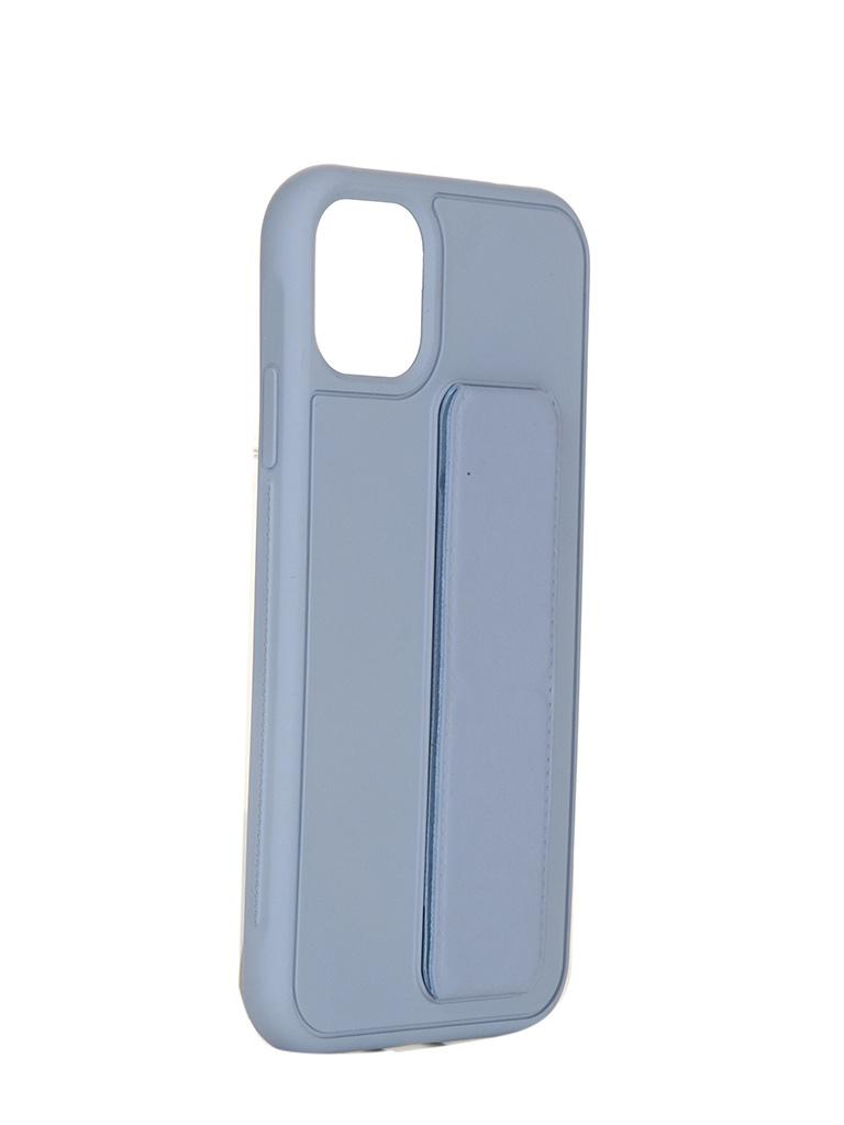 Чехол LuxCase для APPLE iPhone 11 PC+TPU Mint 64001