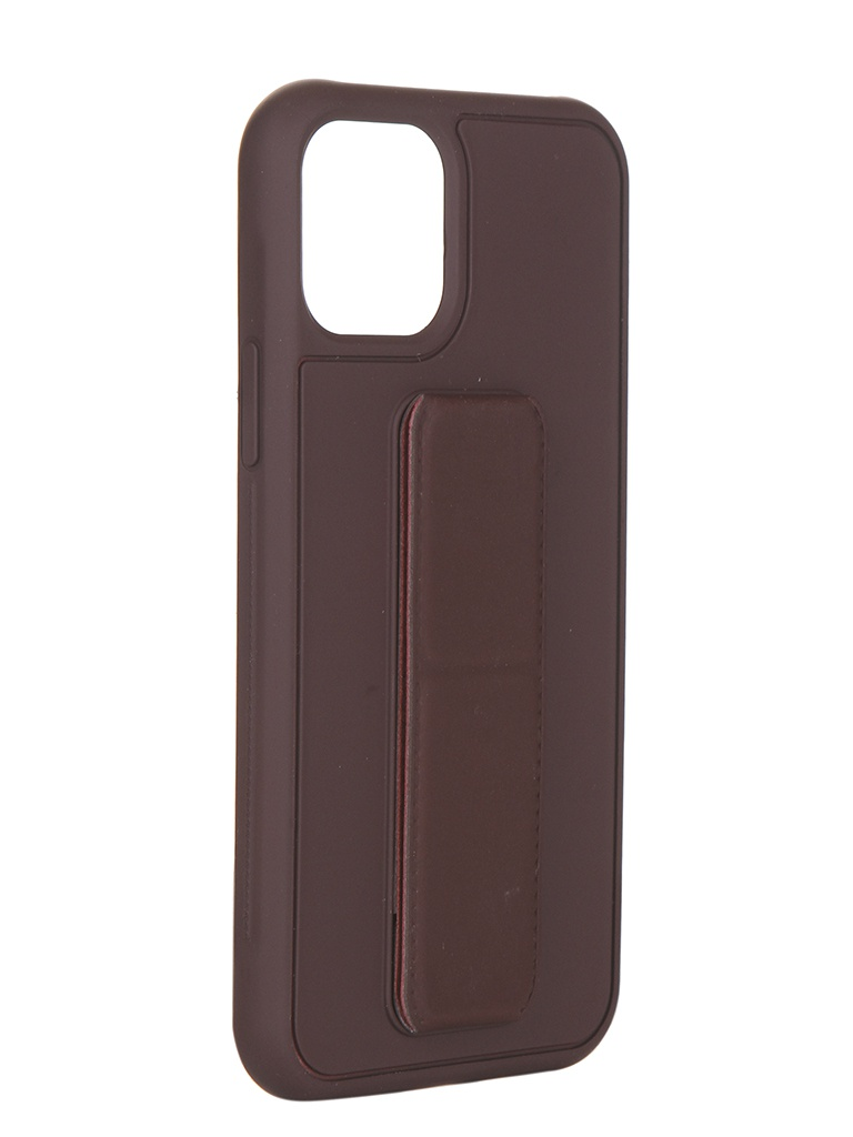 Чехол LuxCase для APPLE iPhone 11 Pro PC+TPU Bordo 64005