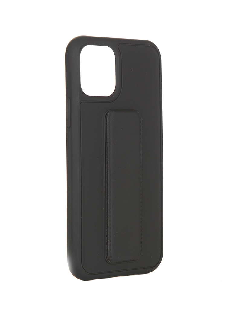 Чехол LuxCase для APPLE iPhone 11 Pro PC+TPU Black 64007