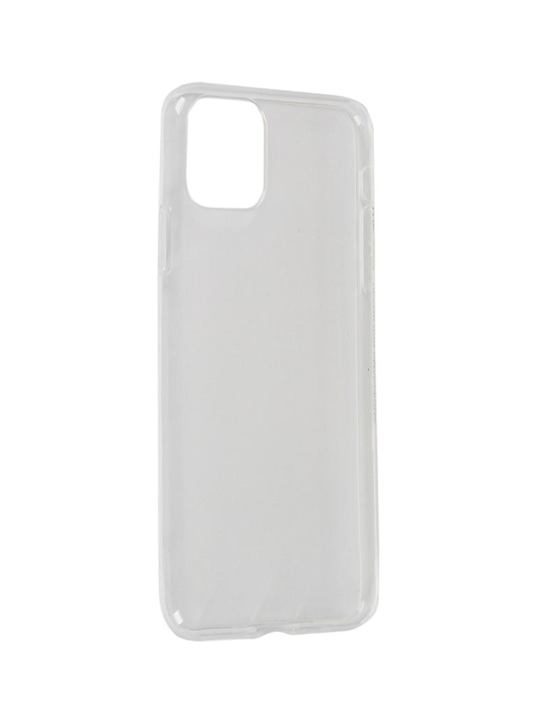 Чехол LuxCase для APPLE iPhone 11 Pro Max TPU Transparent 60167