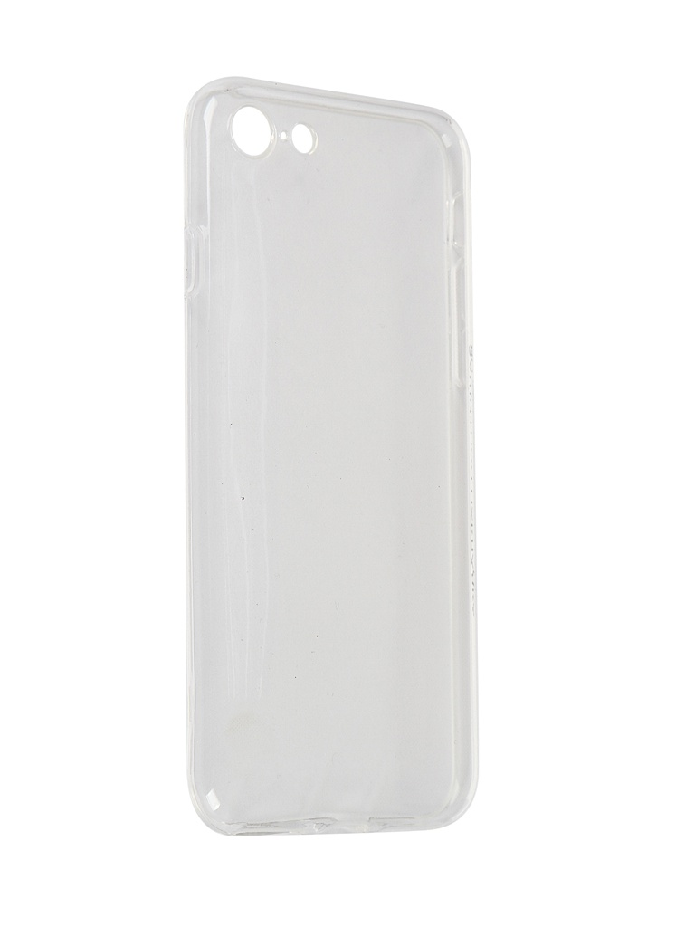 Чехол LuxCase для APPLE iPhone 8 Transparent 60041