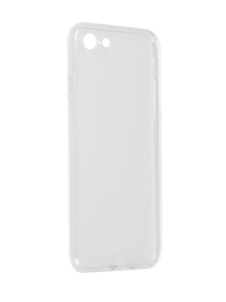 Чехол LuxCase для APPLE iPhone 7 Transparent 60039 фото
