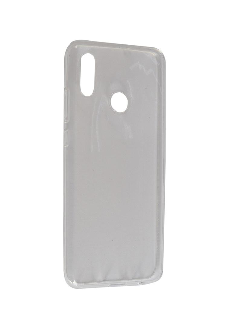 Чехол LuxCase для Honor 10 Lite TPU Transparent 60083