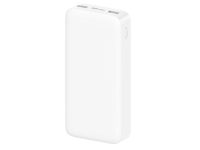 Внешний аккумулятор Xiaomi Redmi Power Bank Fast Charge 20000mAh White Выгодный набор + серт. 200Р!!!