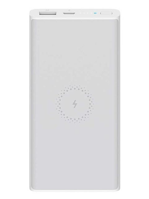 Внешний аккумулятор Xiaomi Mi Power Bank Wireless Youth Edition 10000mAh White WPB15ZM Выгодный набор + серт. 200Р!!!