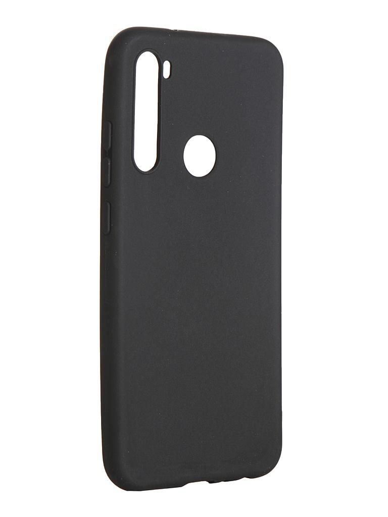 Чехол LuxCase для Xiaomi Redmi Note 8 TPU Black 62154