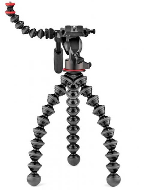 Zakazat.ru: Штатив Joby GorillaPod 3K Video Pro Black-Grey JB01562-BWW