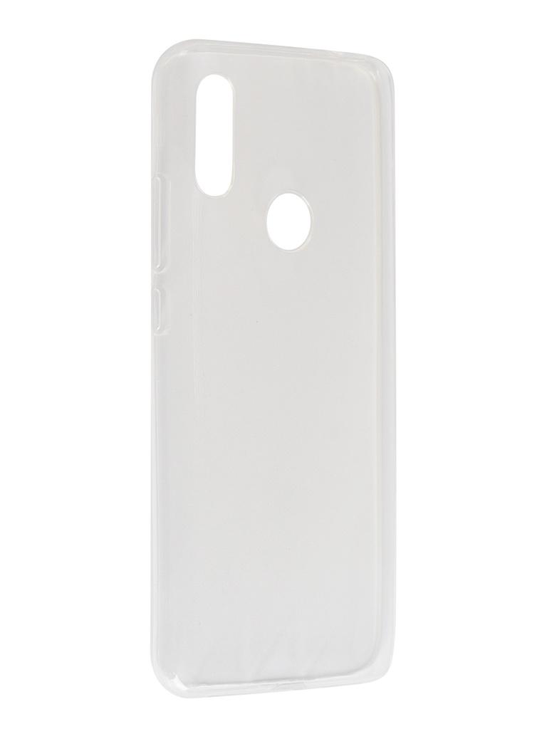 Чехол LuxCase для Xiaomi Redmi 7 TPU Transparent 60161
