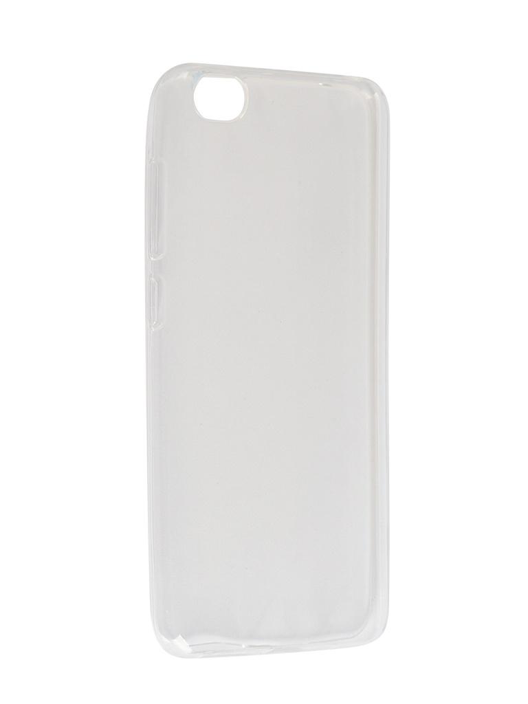 Чехол LuxCase для Xiaomi Redmi GO TPU Transparent 60145