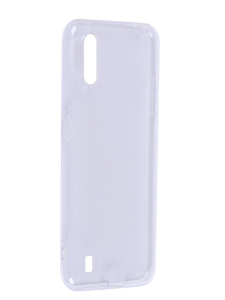 Чехол LuxCase для Samsung Galaxy A01 TPU Transparent 60202