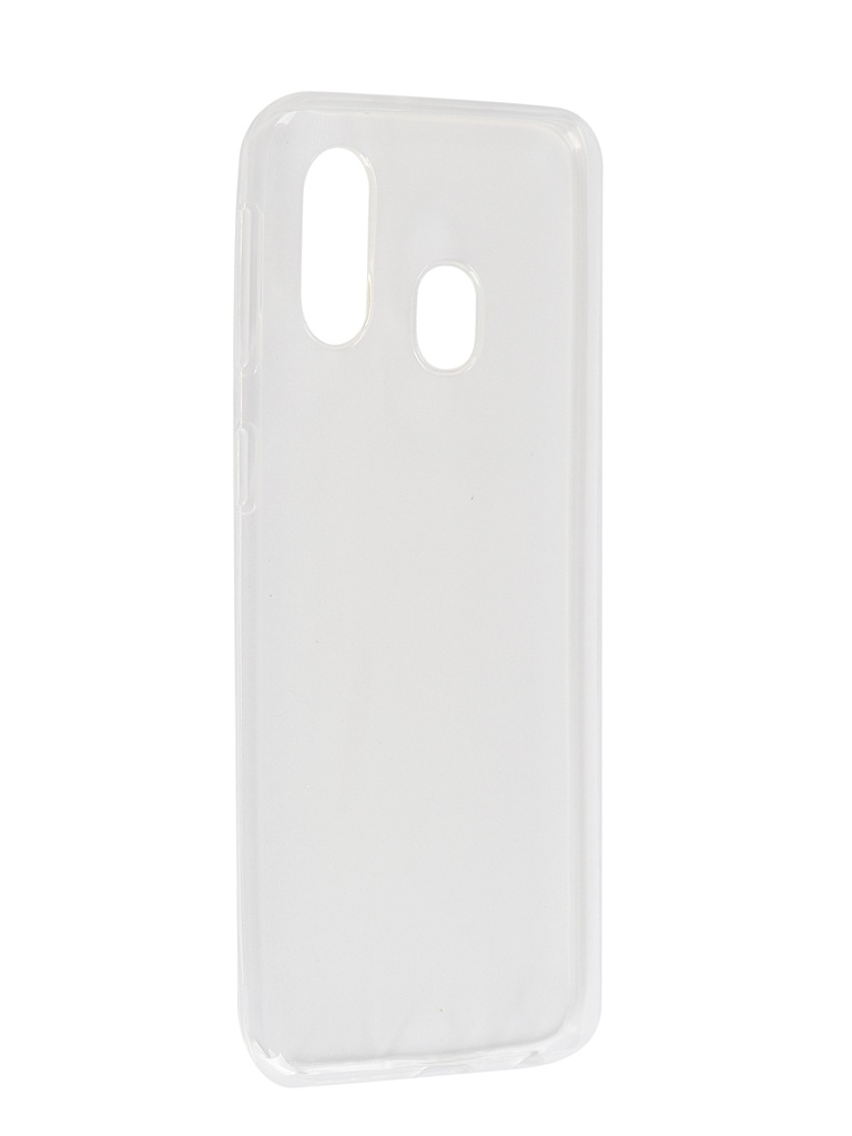 Чехол LuxCase для Samsung Galaxy A40 2019 TPU Transparent 60113