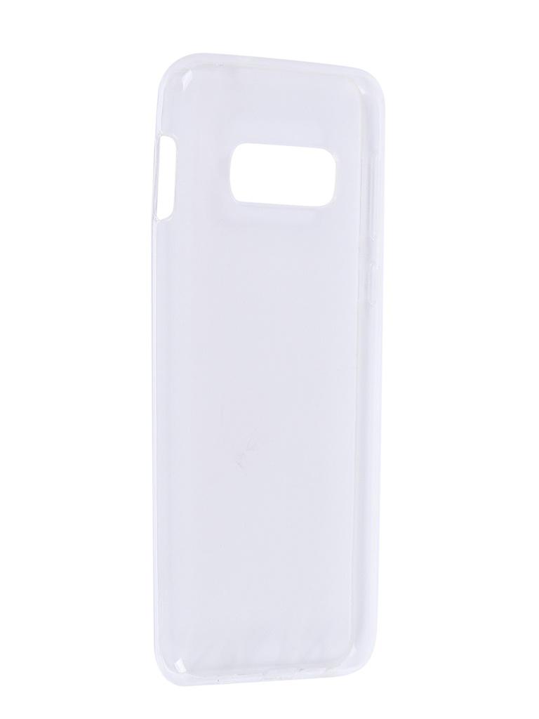 Чехол LuxCase для Samsung Galaxy S10 Lite TPU Transparent 60200