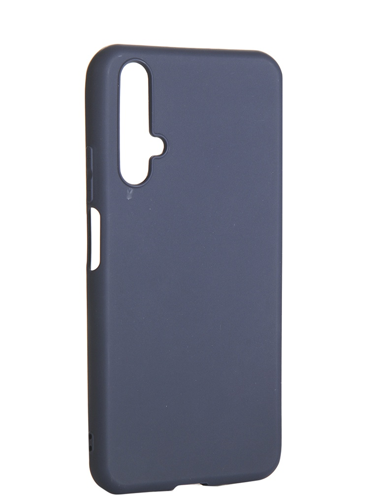 Чехол LuxCase для Honor 20 TPU Blue 62133