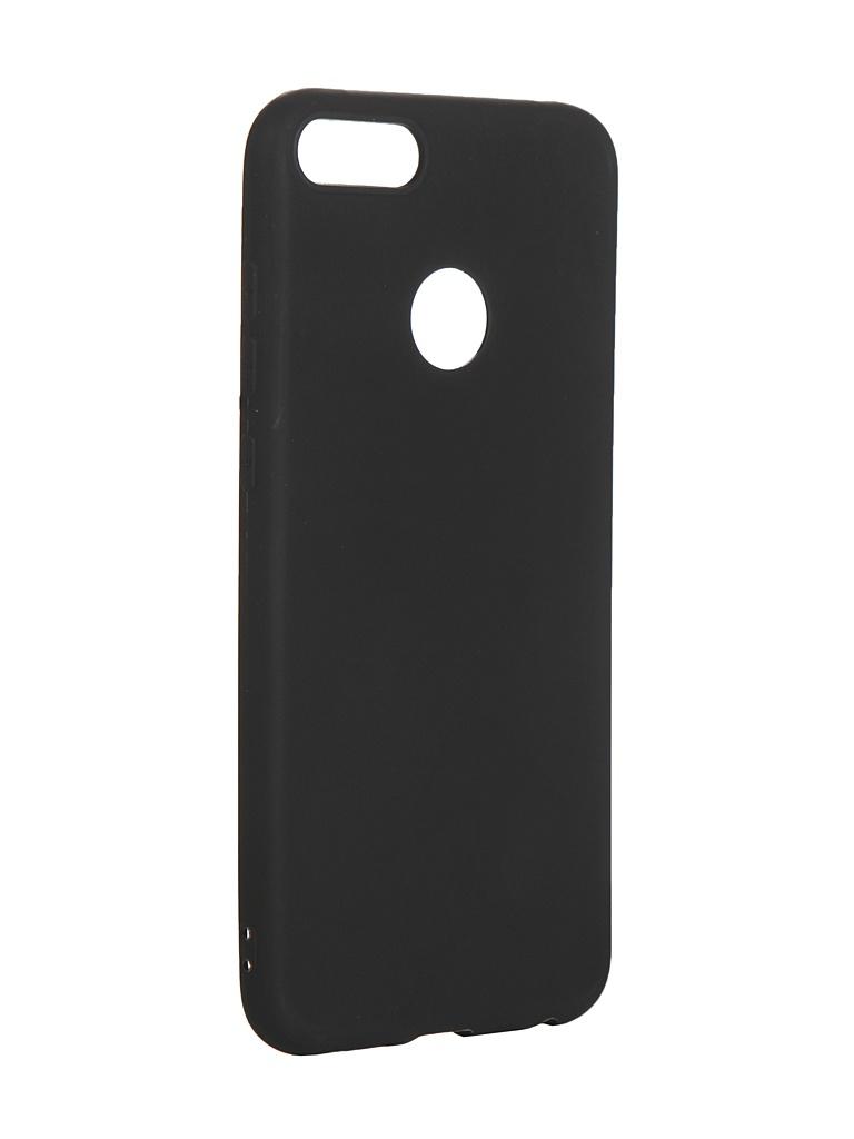 Чехол LuxCase для Honor 9 Lite TPU Black 62018