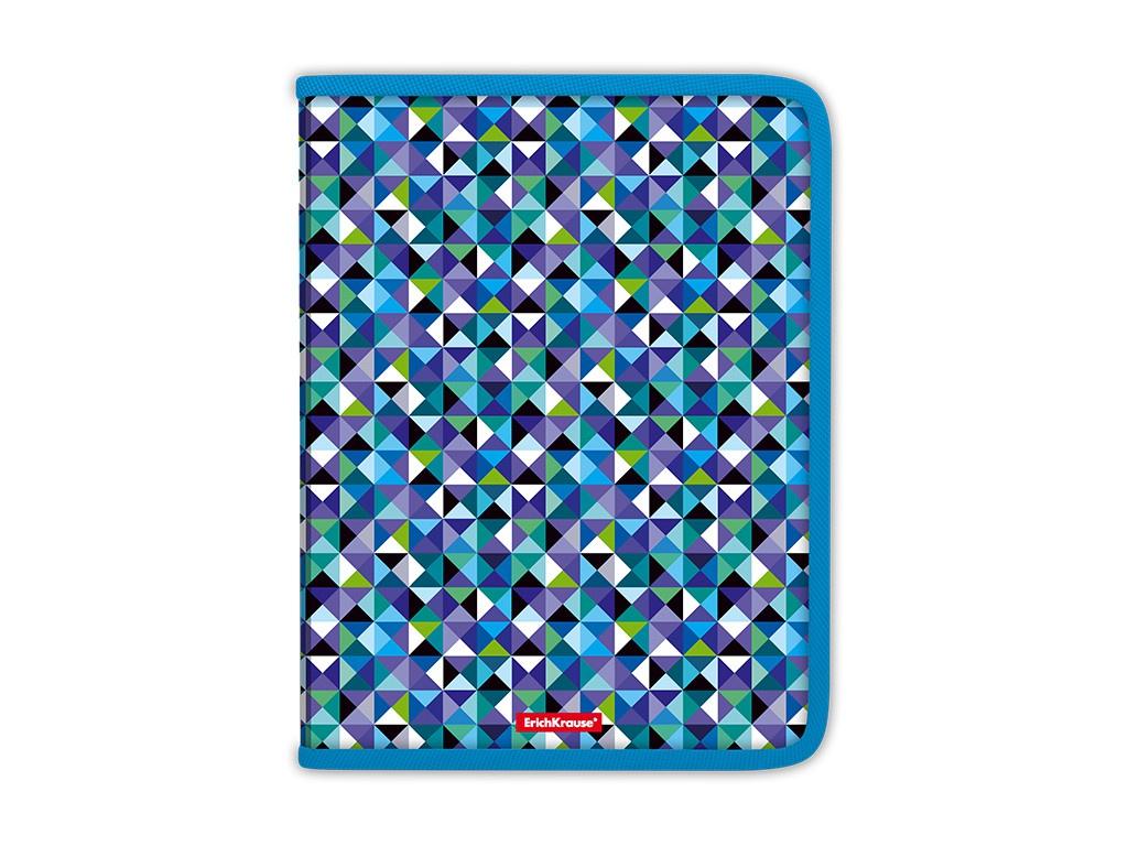 Папка ErichKrause Cubes A4 50367