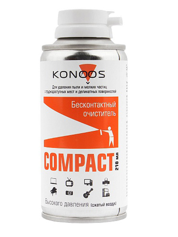 Сжатый воздух Konoos KAD-210 210ml