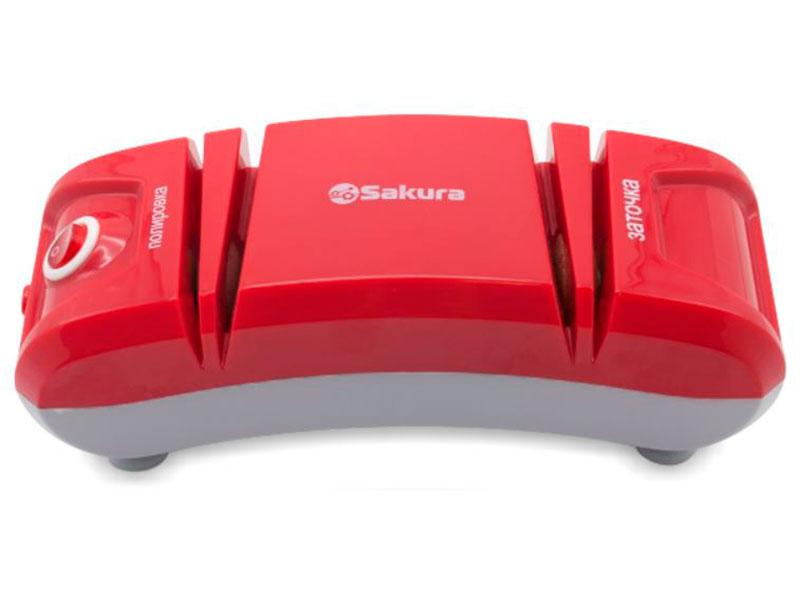 Точило Sakura SA-6604R Red