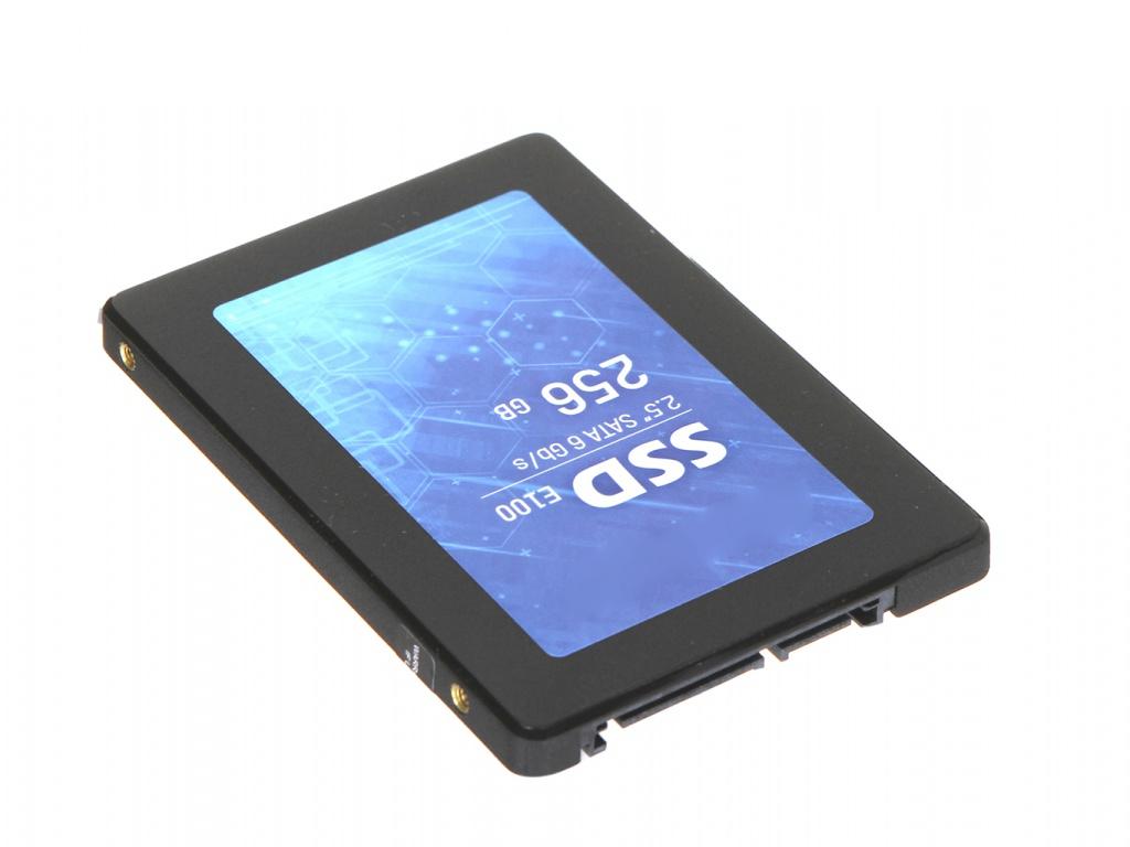 Твердотельный накопитель HikVision E100 256Gb HS-SSD-E100/256G