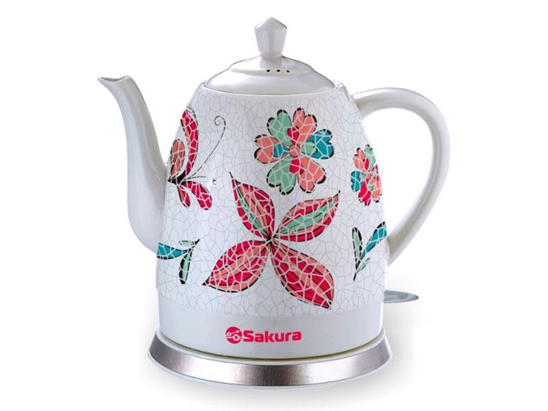 Фото - Чайник Sakura SA-2031SF sa 4021pbk