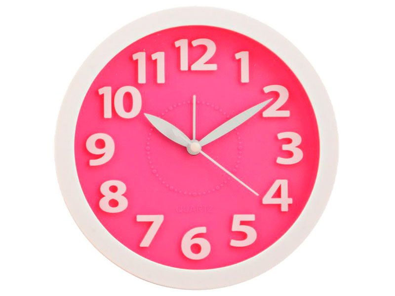 Часы Sakura SA-8514P Pink