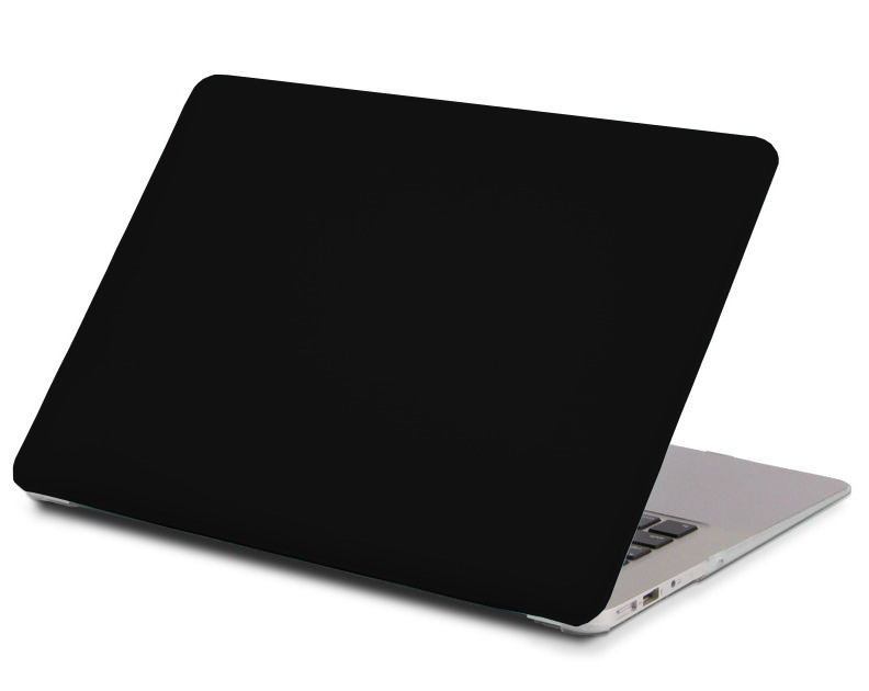 Аксессуар Чехол 16-inch Gurdini для APPLE MacBook Pro 16 New 2019 Plastic Matt Black 911138