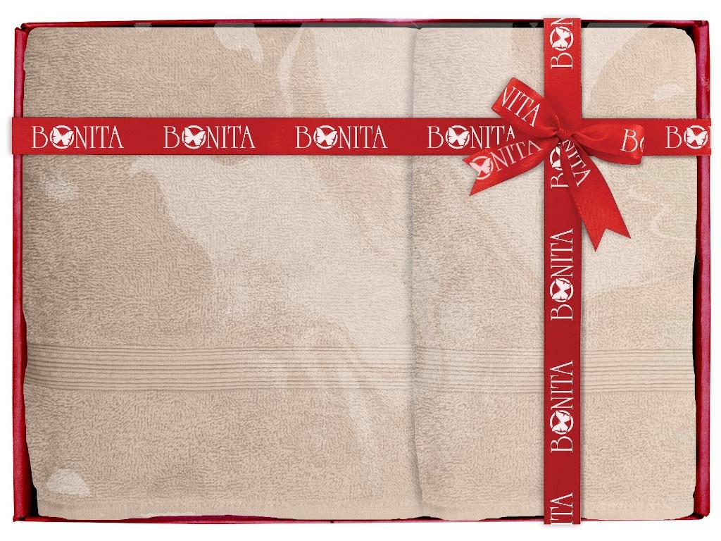 Полотенце Bonita Classic 2шт Coffee 21010118682