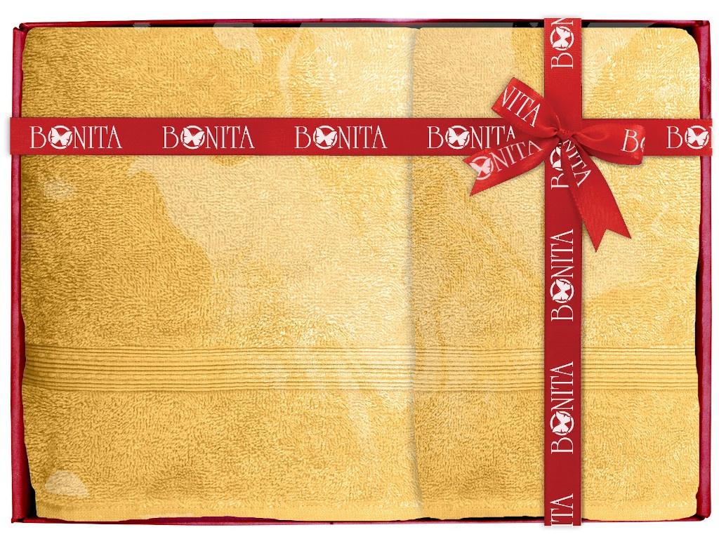 Полотенце Bonita Classic 2шт Honey 21010118683