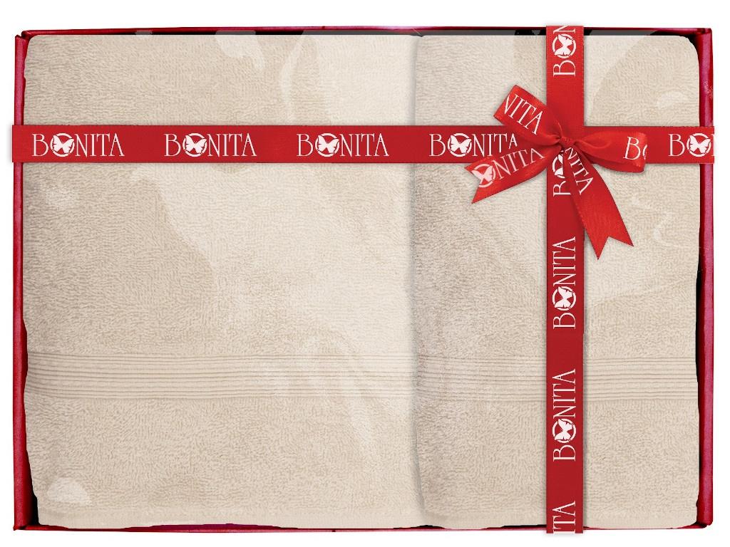 Полотенце Bonita Classic 2шт Beige 21011218280