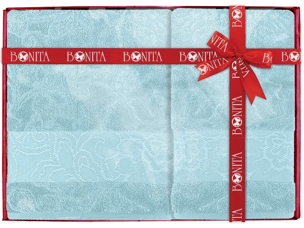 Полотенце Bonita Азалия 2шт Light Blue 21010119451