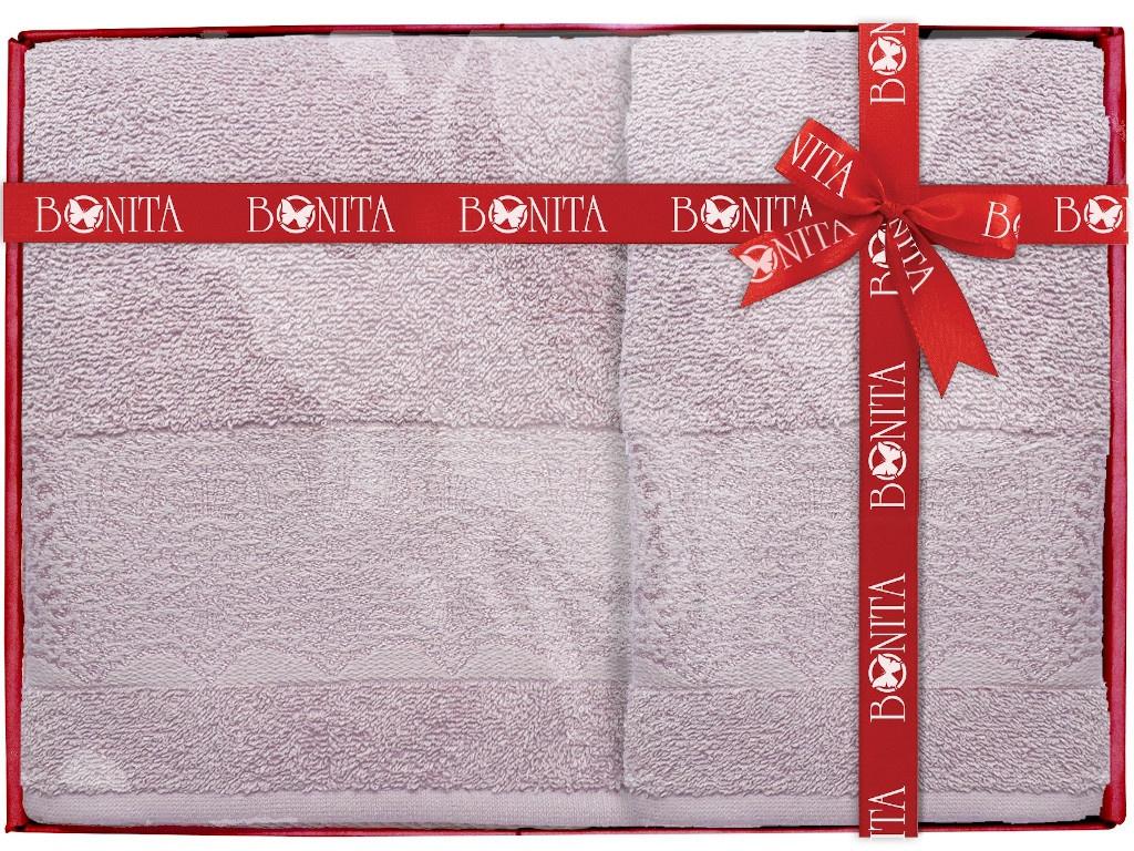 Полотенце Bonita Барокко 2шт Amethyst 21010119443