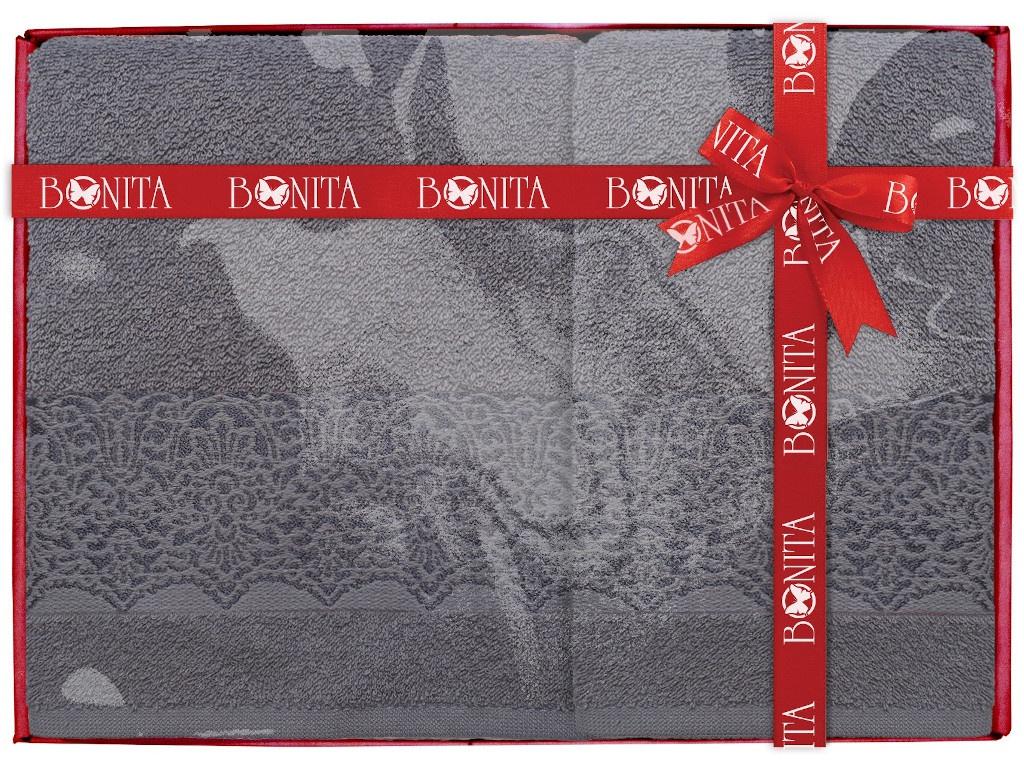 Полотенце Bonita Барокко 2шт Agate 21010119444