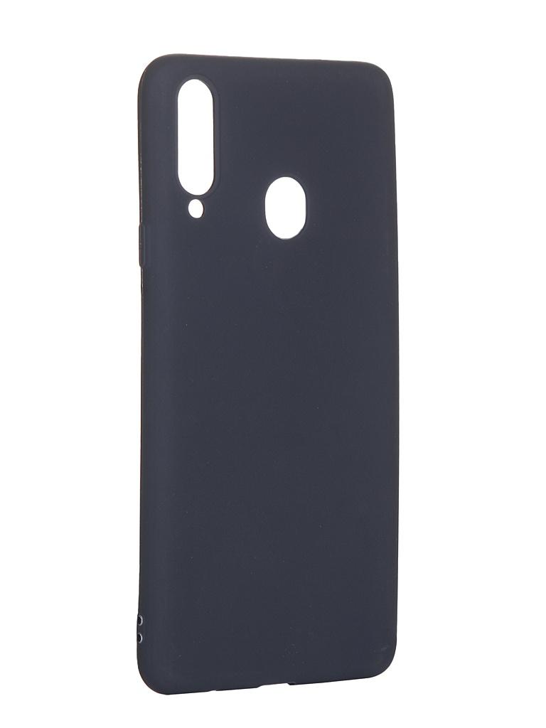 Чехол Red Line для Samsung Galaxy A20s Ultimate Blue УТ000018639