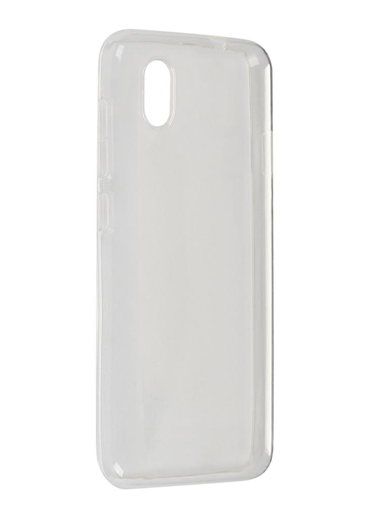 Чехол iBox для ZTE Blade A3 2019 Silicone Crystal Transparent УТ000019280