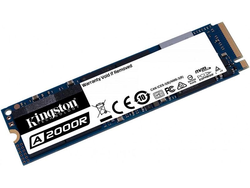 Жесткий диск Kingston A2000R 250Gb SA2000M8R/250G