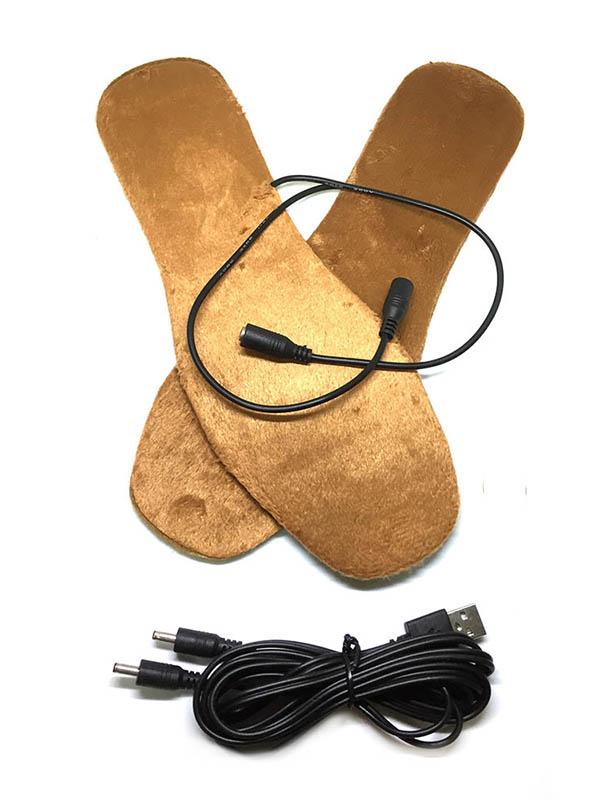 Стельки для обуви с подогревом Espada Ins-2 USB р.36-37
