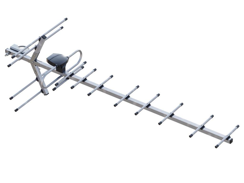Антенна РЭМО BAS-1131-P Диапазон UHF
